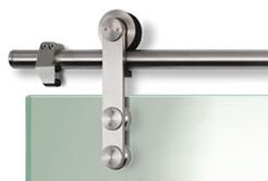 projeto 150G sliding door gear for frameless glass
