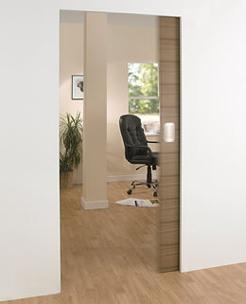 iMpero architrave-free pocket door gear