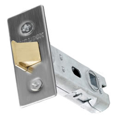 Gridlock tubular latch