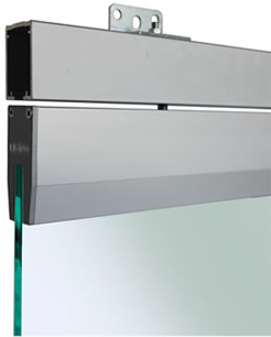 SAHECO SV Roller for frameless glass