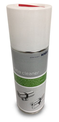 KABA Cylinder cleaner & lubricant